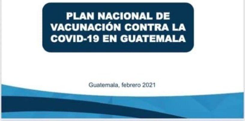 PLAN NACIONAL DE VACUNACIÓN CONTRA COVID-19