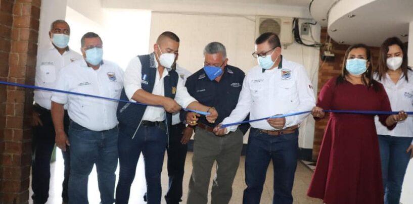 Realizan inauguración de Comedor Social en el Casco Urbano del Municipio de Taxisco