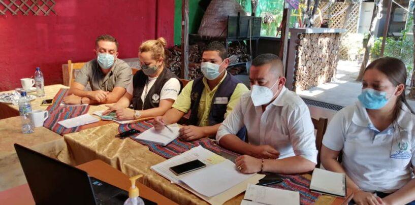 Gobernador Departamental sostuvo una reunión virtual con altas autoridades del Gobierno Central para buscar agilizar la entrega del Programa Nutriniño