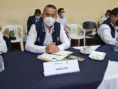 El Sr. Gobernador Departamental, Obdulio Herrarte, participó en reunión de trabajo junto a los 22 Gobernadores Departamentales del país