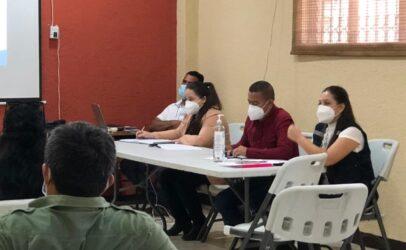 En el Edificio de la Gobernación Departamental de Santa Rosa, se llevó a cabo la reunión ordinaria de la Comisión Departamental de Seguridad Alimentaria y Nutricional -CODESAN-
