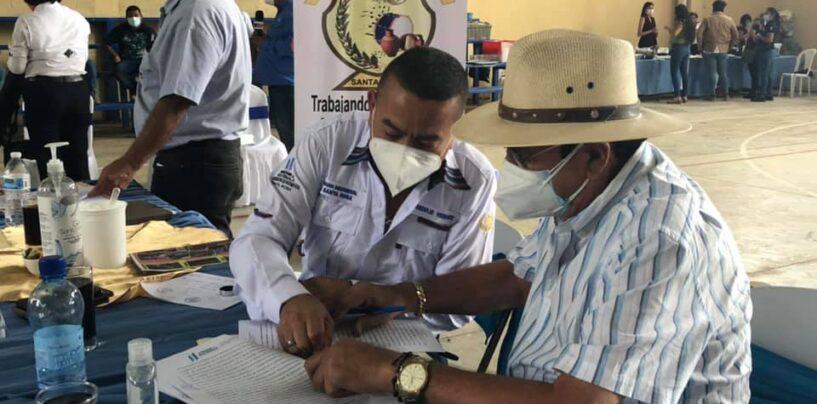 Gobernador Deprtamental, suscribió otro convenio con el municipio de Chiquimulilla, para la ejecución de proyectos del ejercicio fiscal 2021