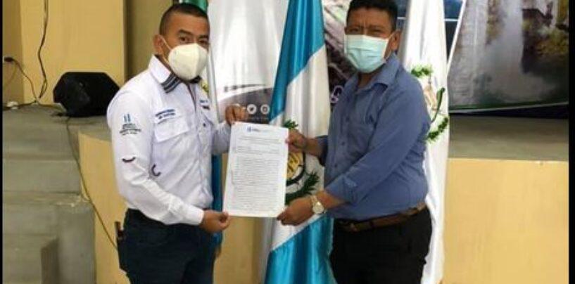 Gobernador Departamental, suscribió un convenio con el municipio de San Juan Tecuaco, para la ejecución de proyectos del ejercicio fiscal 2021