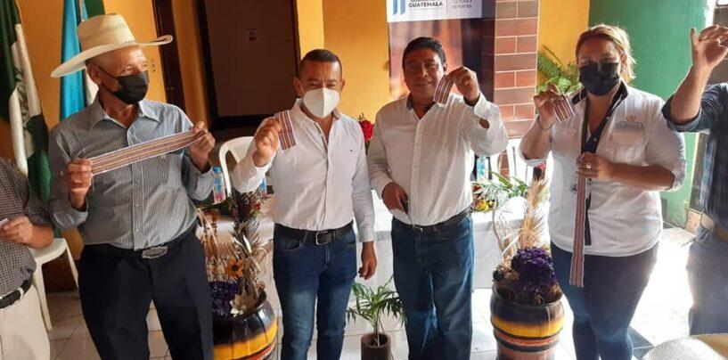 El Sr. Gobernador Departamental, participó en la inauguración de la Casa de Desarrollo Cultural en el Municipio de Nueva Santa Rosa
