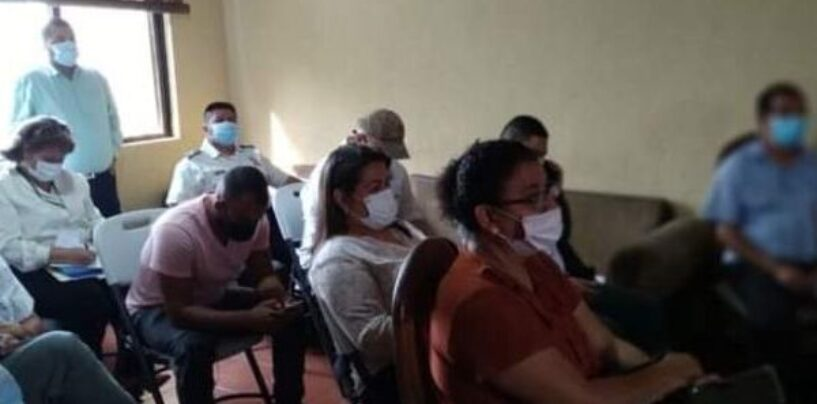 SEGUNDA REUNIÓN ORDINARIA DE UNIDAD TÉCNICA DEPARTAMENTAL DE SANTA ROSA -UTD-