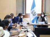SEÑOR GOBERNADOR SOSTIENE REUNIÓN DE TRABAJO CON MINISTRA DE EDUCACIÓN