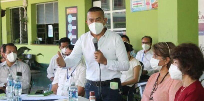 MESA DE TRABAJO CON EL OBJETIVO DE IDENTIFICAR LAS NECESIDADES DE LOS NIÑOS Y NIÑAS DEL DEPARTAMENTO